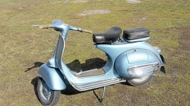 Scooter Vespa Touring 150