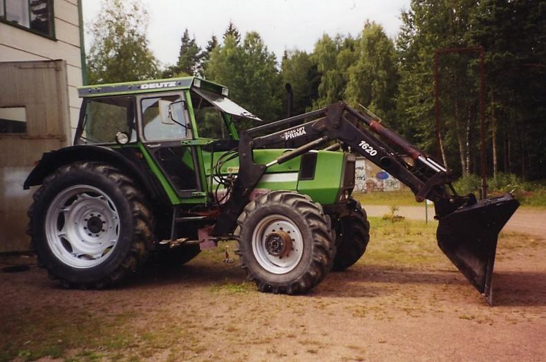 Deutz DX 90 4WD