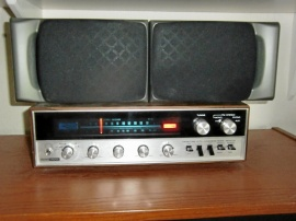 Stereo modell äldre
