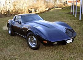 Chevrolet Corvette V8 Automat