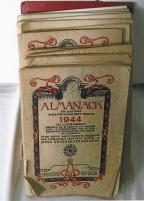 Gamla almanackor