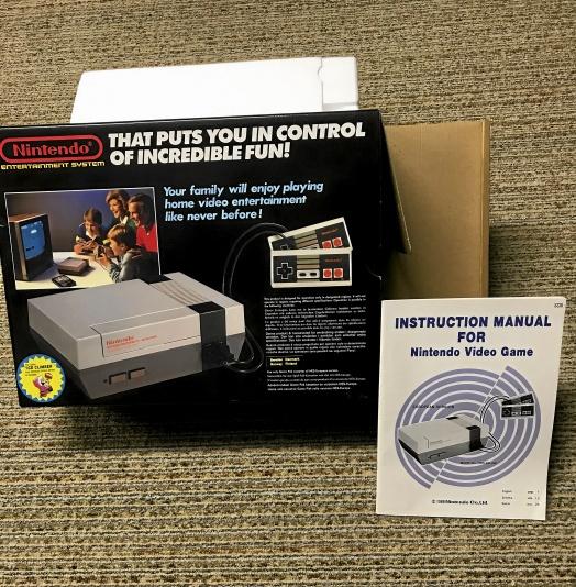 Nintendolåda original