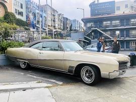 Buick Wildcat Custom Coupé - 16000 mil.