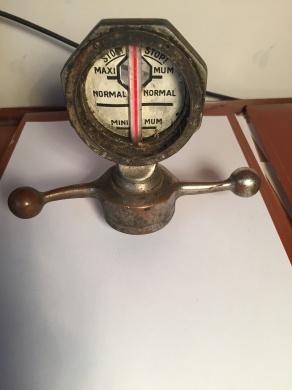 Kylarlock med termometer