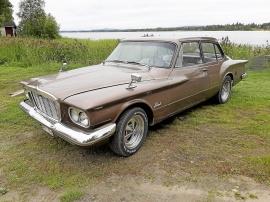 Chrysler Valiant Coupe