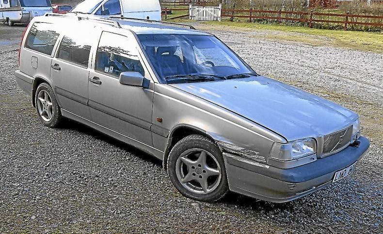 Volvo 850 552 GLT 2.5