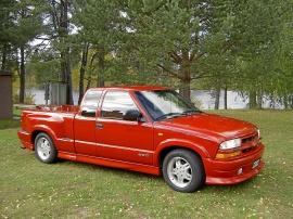 Chevrolet S10 Extreme