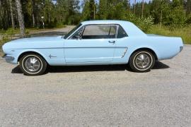 Ford Mustang 64,5 Första årsmodellen