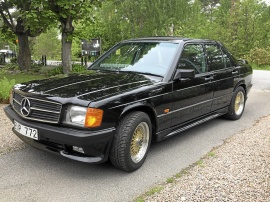 Mercedes-Benz unik 190E