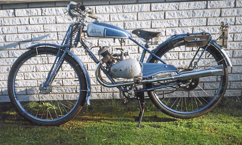 Rex 98 cc 1938-39