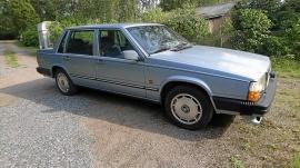 Volvo 740 GLE, 1 ägare