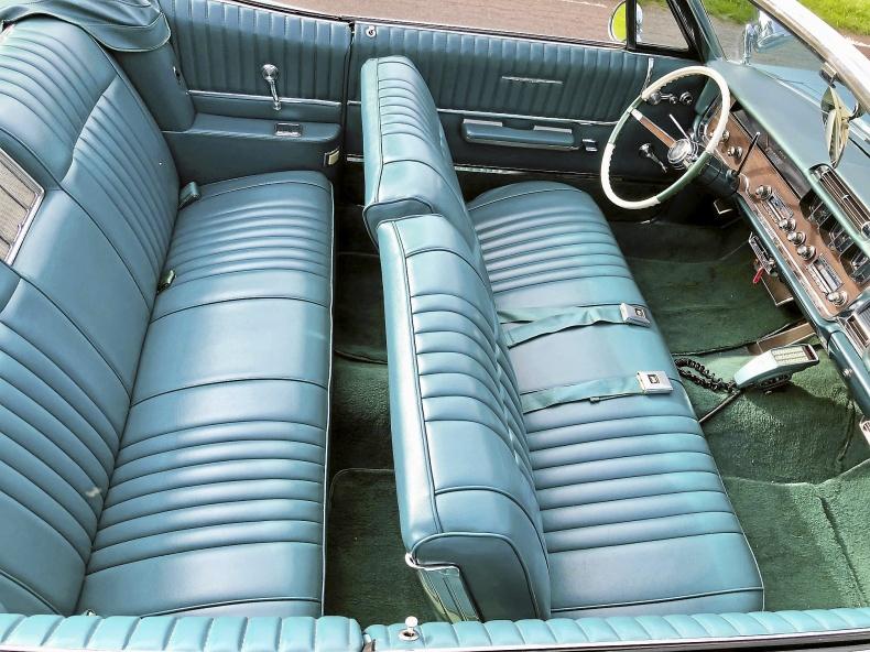 Pontiac Bonneville Convertible