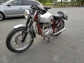 BSA A65 Cafe Racer