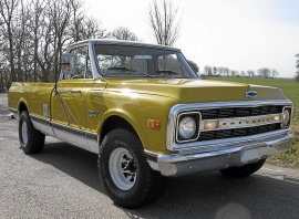 mobile_1970 Chevy C20 Custom 350 – 9.700 MIL!