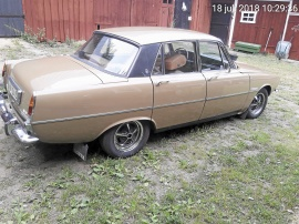 mobile_Rover 3500 V8 AUT