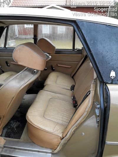 Rover 3500 V8 AUT
