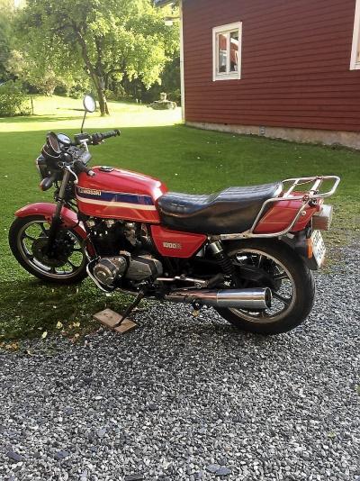 Kawasaki 1000 R