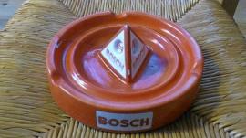 Gammal askkopp Bosch orange