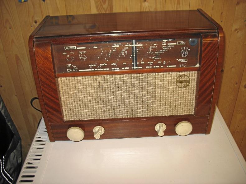 Philips rörradio