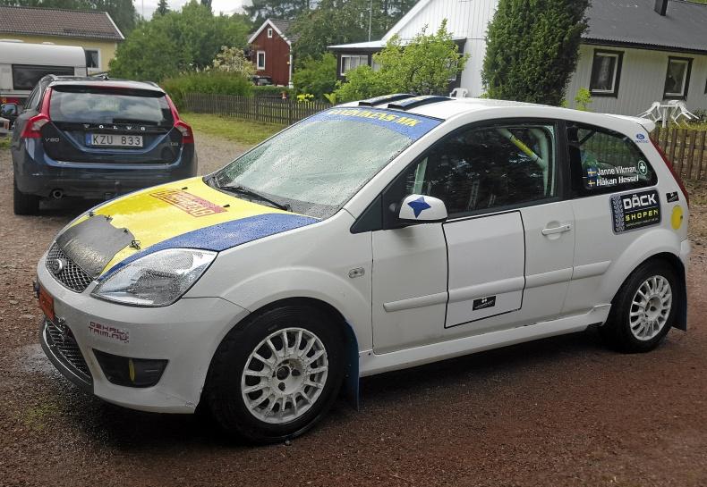 Ford Fiesta GRP N