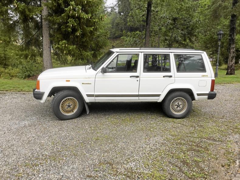 Jeep Cherokee Ltd XJ