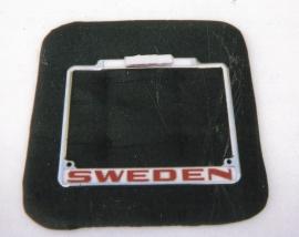 Skyltsarg Sweden