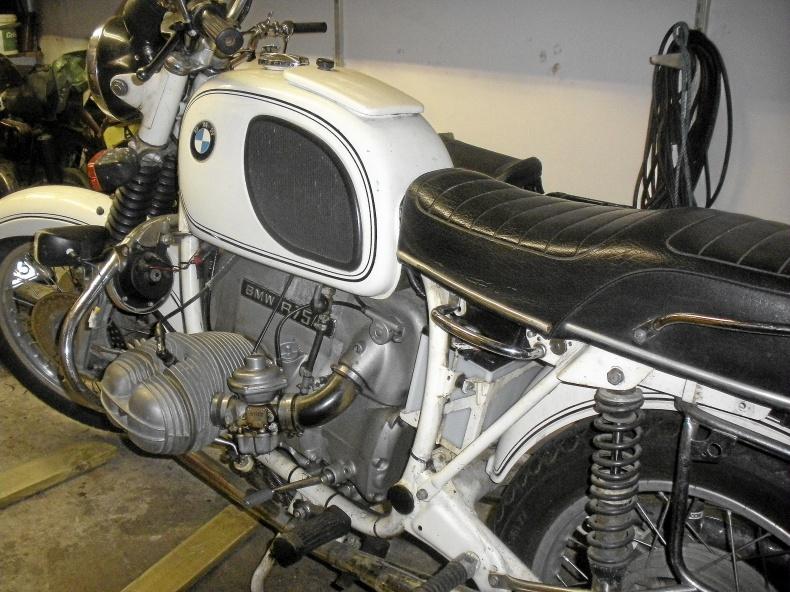 BMW R75/6 PO