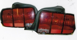 Baklysen till Ford Mustang 2005-2009