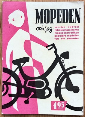 Mopeden och jag