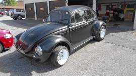 Häftig VW Bubbla