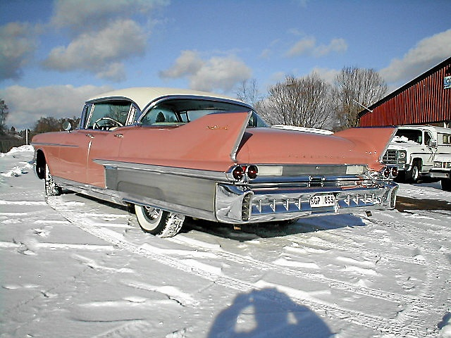 Cadillac Fleetwood Sixty Special