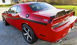 Dodge Challenger R/T V8 Hemi SHAKER 420 HK