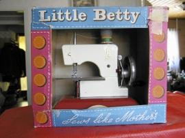 Barnsymaskin från 50-talet