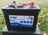 Batteri 6 V 77 Ah