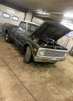 Chevrolet PickUp C20