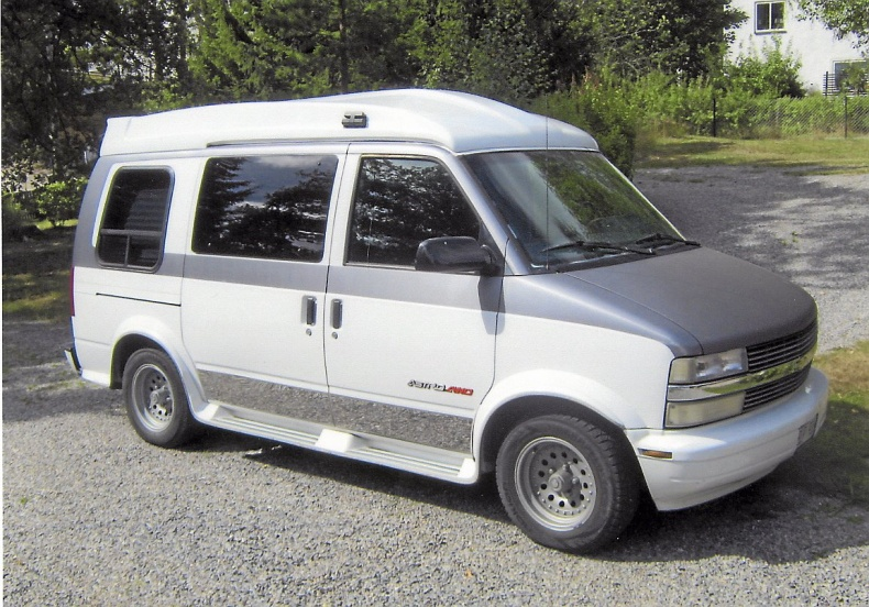 mobile_ Chevrolet Astro