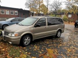 Chevrolet minibuss awd