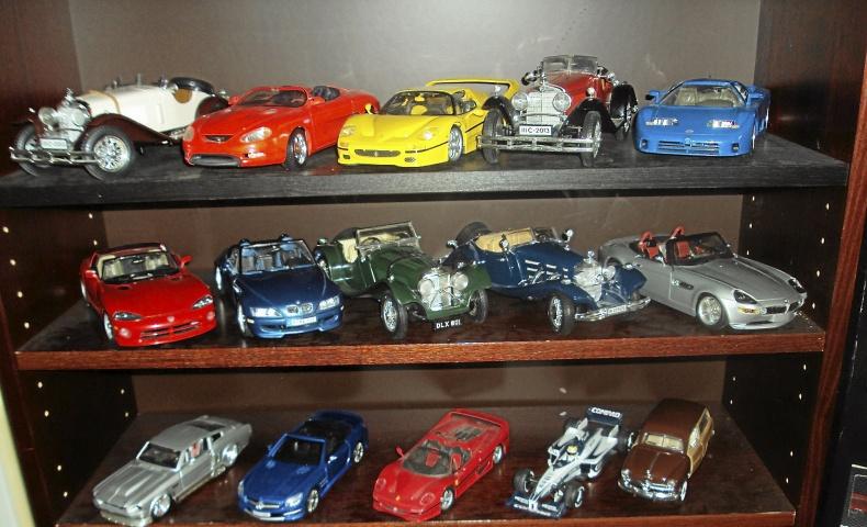 Modellbilar skala 1:24 -18