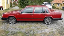 Unik Volvo 740 GL