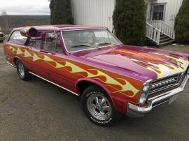 Pontiac Tempest hgv custom