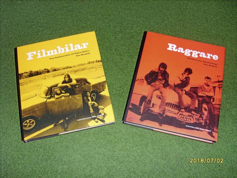 Sten Berglind kultböcker