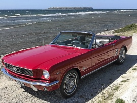 mobile_Ford Mustang Cabriolet