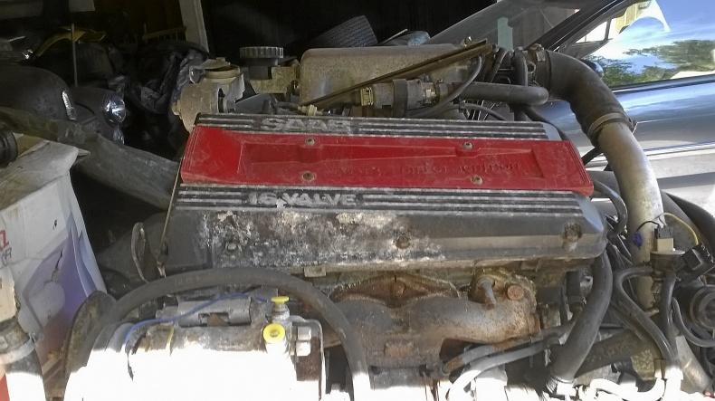 Saab 9000 drivpaket