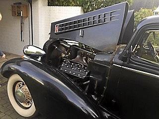 Cadillac V8 Sedan Fisher Body