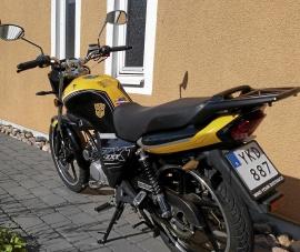 Mycket fräck Moped Romet ZXT 7- 50 cc
