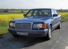 Mercedes 560 SEL