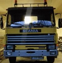 Scania-Vabis P82h 4x2 42