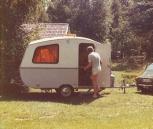 Husvagn Cabby 330P