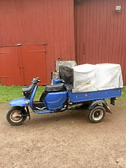 Trehjuling Myran