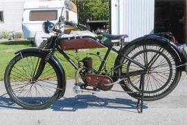 Rex 147 cc